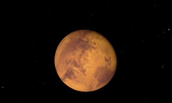 How Many Light Years Away Is Mars